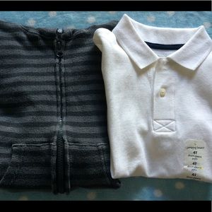 Other - Size 4T boys 2pc